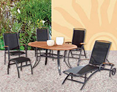 m bel f r wintergarten garten terrasse und balkon von batavia. Black Bedroom Furniture Sets. Home Design Ideas